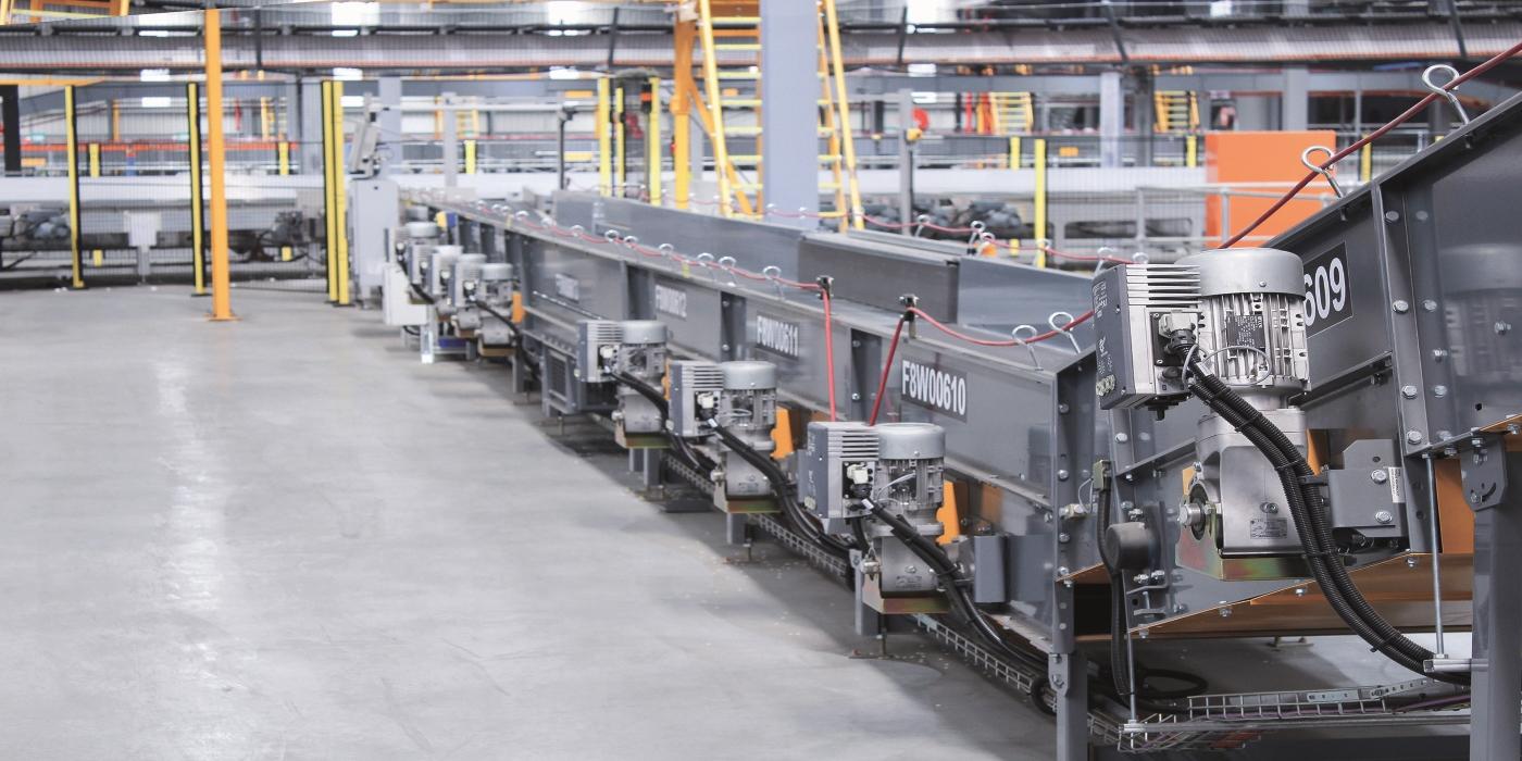 Convertidor de frecuencia paraaplicaciones de tecnología de transporte de alta eficiencia