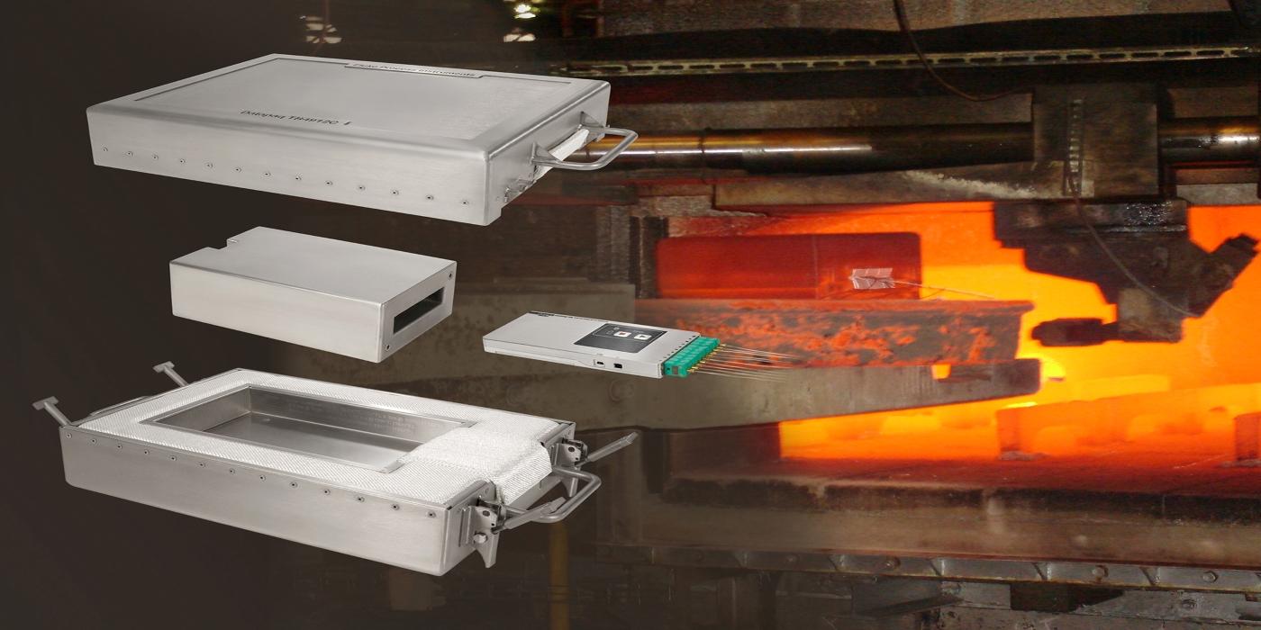Fluke Process Instruments presenta nuevos sistemas de seguimiento de hornos Datapaq® para aplicaciones exigentes de tratamiento térmico