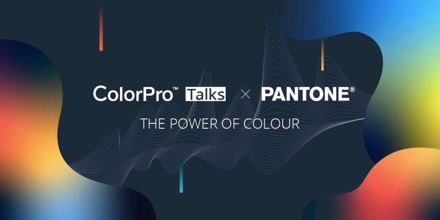 """ViewSonic anuncia una asociación exclusiva con Pantone, """"ColorPro Talks – The Power of Color"""""""