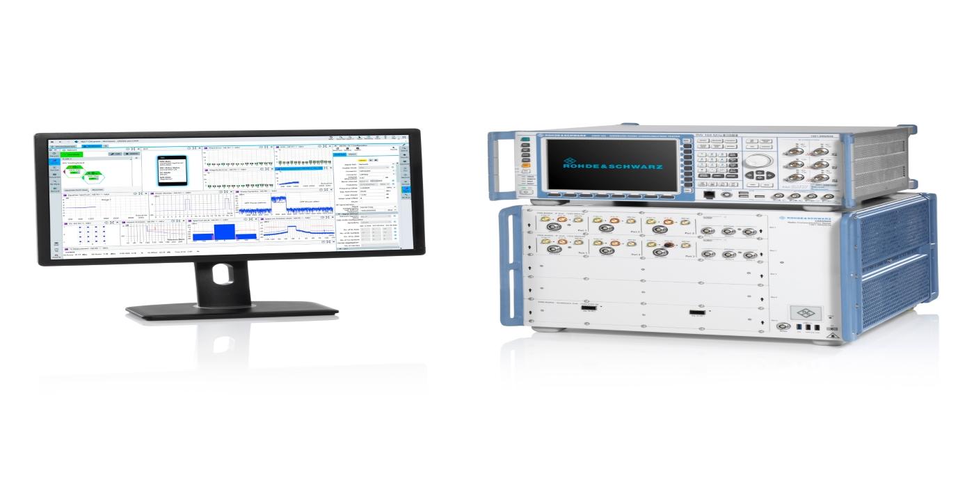 Bluetest agrega la opción de integrar el probador de comunicación por radio R&S CMX500 5G en sus sistemas de prueba de reverberación RTS