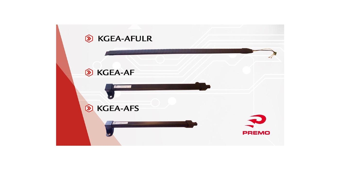 Antenas emisoras magnéticas para aplicaciones de entrada pasiva sin llave (PKE) en automoción