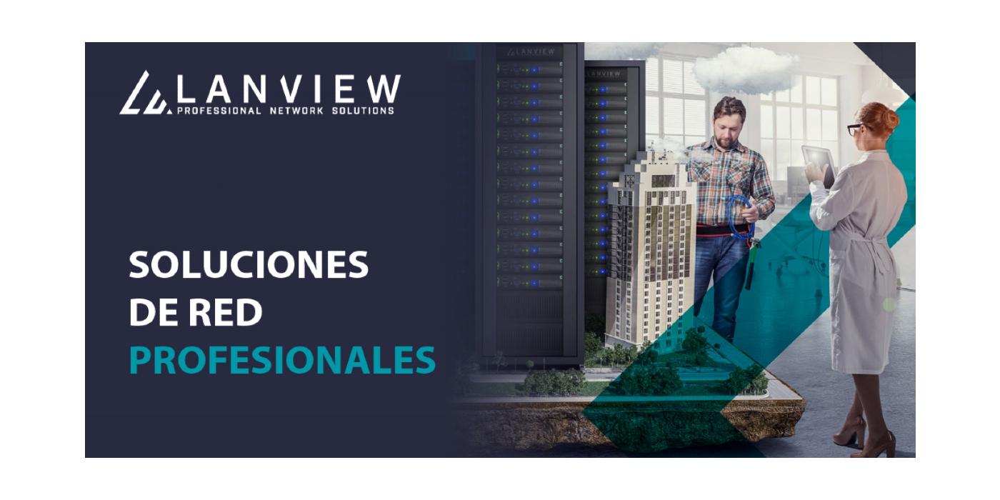 EET lanza su nueva marca de soluciones de red profesionales, Lanview