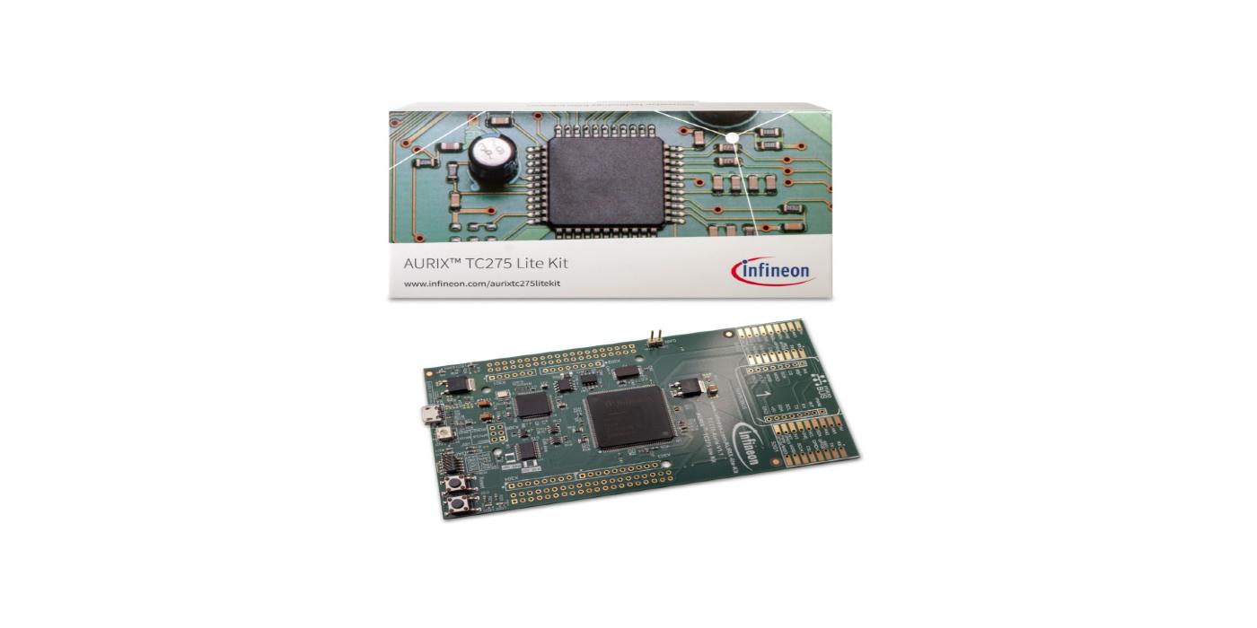 RS Components presenta nuevos kits de evaluación y desarrollo basados en el microcontrolador AURIX™ TriCore™ de Infineon