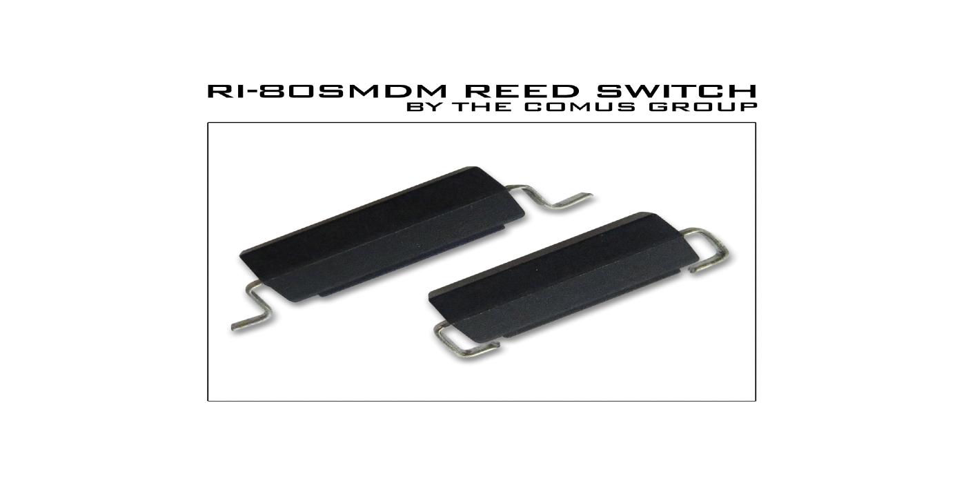 Relé Reed de alta calidad para joysticks industriales