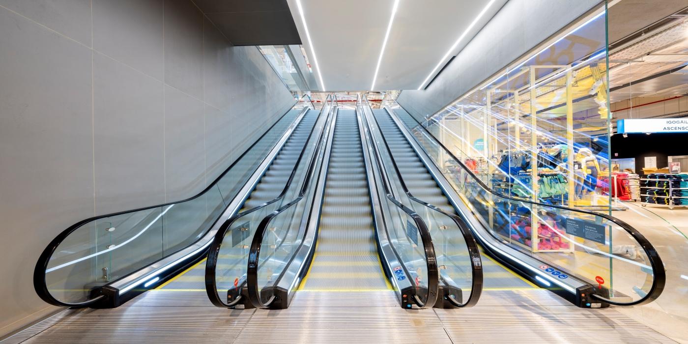 TK Elevator instala las soluciones de accesibilidad en el nuevo Primark de Bilbao