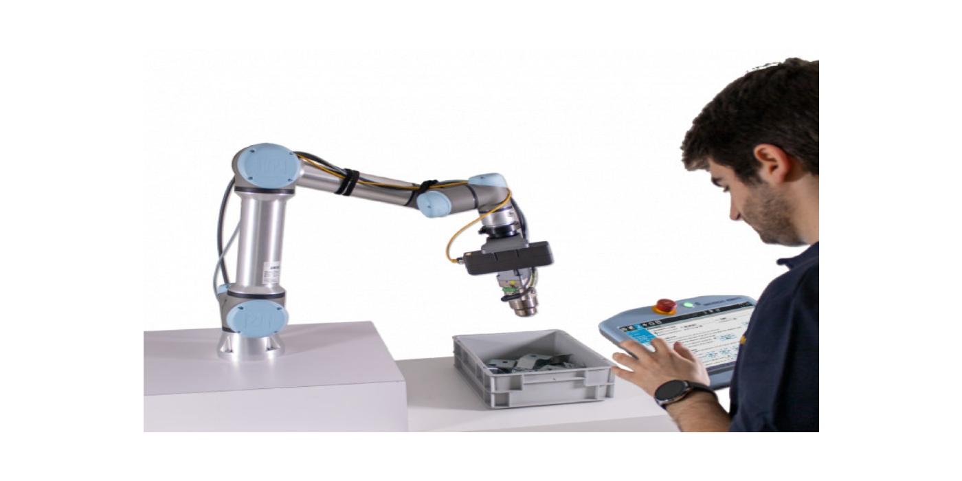 El sistema de pick & place robotizado de INFAIMON consigue la certificación UR+ para integrarse completamente con los robots de Universal Robots
